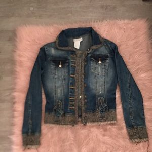 Baby Phat Jean jacket